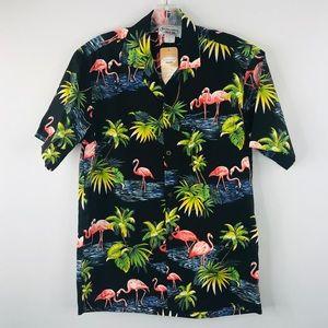 Pacific Legend Hawaiian shirt SZ:S NWT